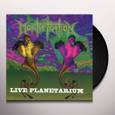 MORTIFICATION LIVE PLANETARIUM Vinyl Record