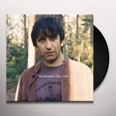 Ian Broudie TALES TOLD Vinyl Record