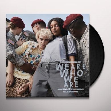 Devonte Hynes WE ARE WHO WE ARE (ORIGINAL SERIES SOUNDTRACK) Vinyl Record