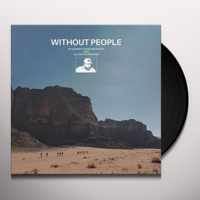 Donovan Woods Without People Vinyl Record