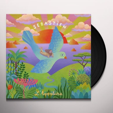 Sebastien Tellier L'AVENTURA Vinyl Record