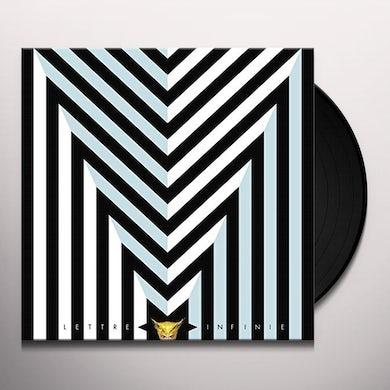 M. LETTRE INFINIE Vinyl Record