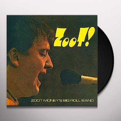 Zoot Moneys & The Big Roll Band LIVE AT KLOOK'S KLEEK Vinyl Record
