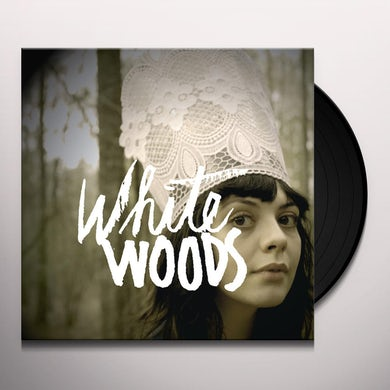 White Woods WHERE DID YOU GO Vinyl Record