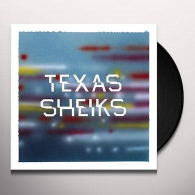 Geoff / Texas Sheiks Muldaur TEXAS SHEIKS Vinyl Record
