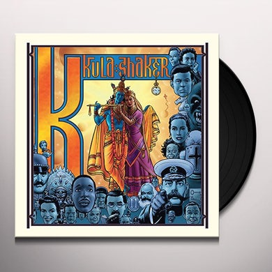 Kula Shaker K: 20TH ANNIVERSARY EDITION Vinyl Record