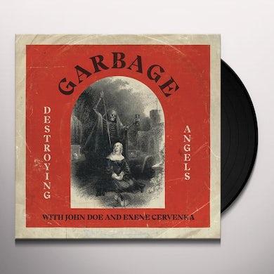 Garbage DESTROYING ANGELS Vinyl Record