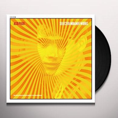 Selected Indianer Works / Var SELECTED INDIANER WORKS (MUSIC FROM MOTION) / VAR Vinyl Record