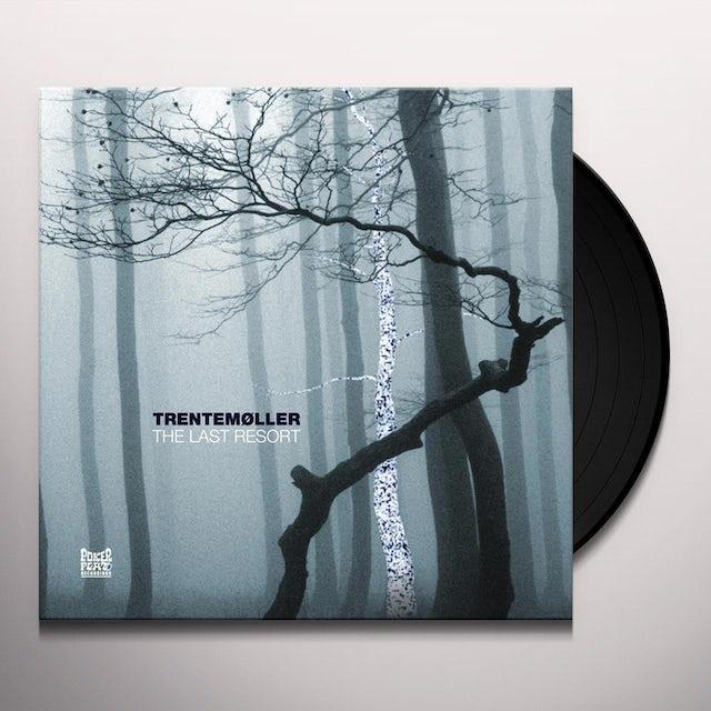 Trentemoller LAST RESORT Vinyl Record