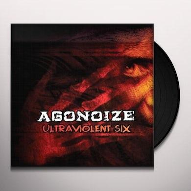 Agonoize ULTRAVIOLENT SIX (LIMITED PICTURE DISC) Vinyl Record