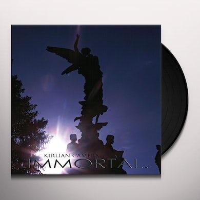Kirlian Camera IMMORTAL (LIMITED EDITION) Vinyl Record