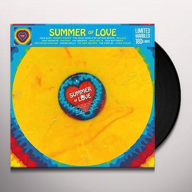 SUMMER OF LOVE / VARIOUS Vinyl Record