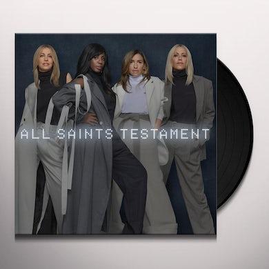 All Saints TESTAMENT Vinyl Record