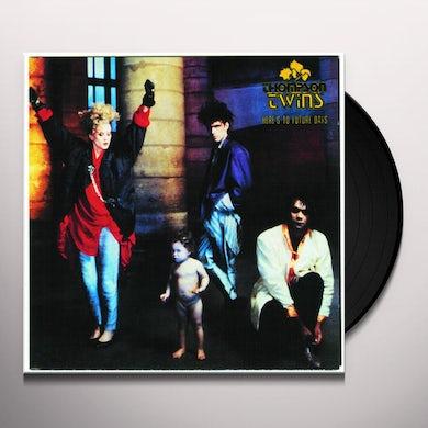 Thompson Twins HERES TO FUTURE DAYS Vinyl Record