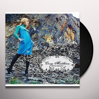 Cerys Matthews OPEN ROADS Vinyl Record