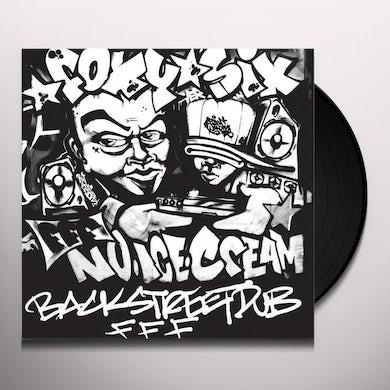 FFF NO ICE CREAM / BACKSTREET DUB Vinyl Record