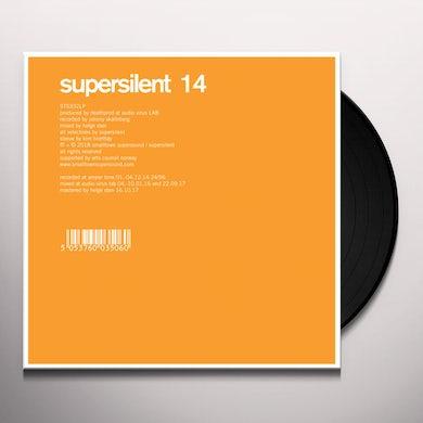Supersilent 14 Vinyl Record