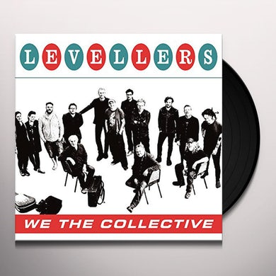 The Levellers WE THE COLLECTIVE Vinyl Record