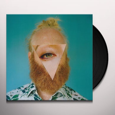 Little Dragon LOVER CHANTING Vinyl Record
