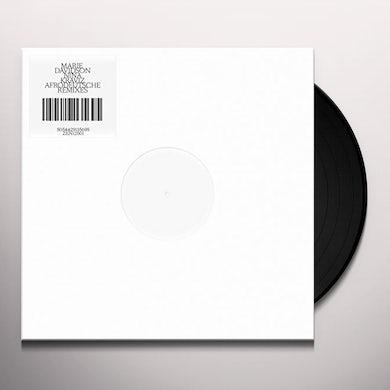 Marie Davidson NINA KRAVIZ X AFRODEUTSCHE REMIXES Vinyl Record