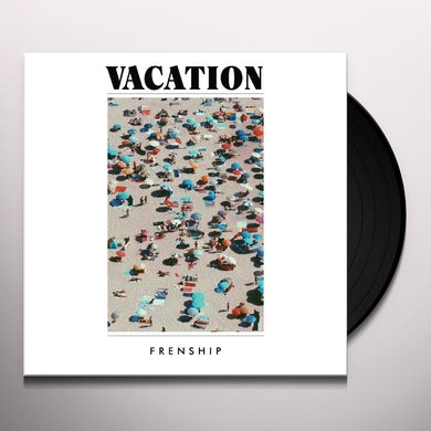 Frenship VACATION Vinyl Record