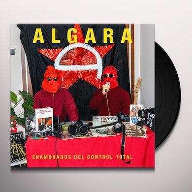 Algara ENAMORADOS DEL CONTROL TOTAL Vinyl Record