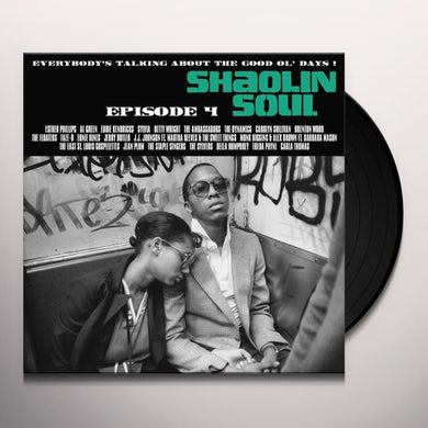Shaolin Soul Episode 4 / Various Vinyl Record