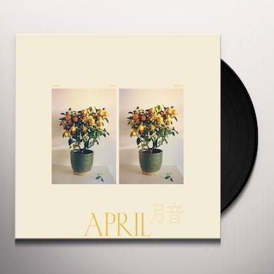 APRIL Vinyl Record