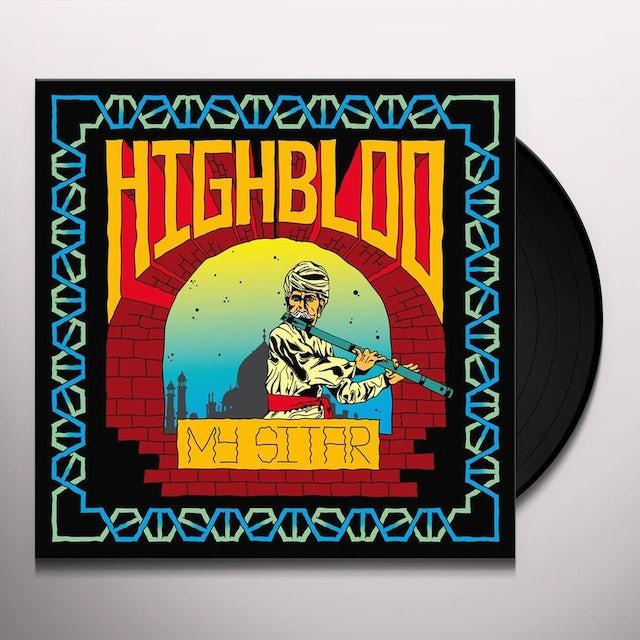 Highbloo MY SITAR Vinyl Record