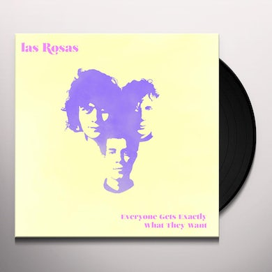 EVERYONE GETS EXACTLY WHAT THEY WANT Vinyl Record