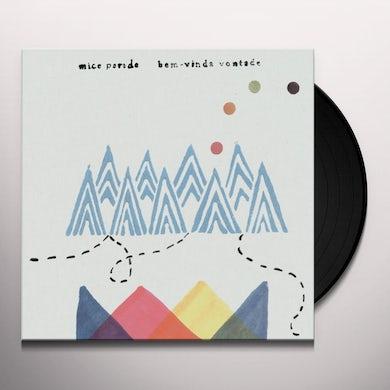 Mice Parade BEM-VINDA VONTADE Vinyl Record