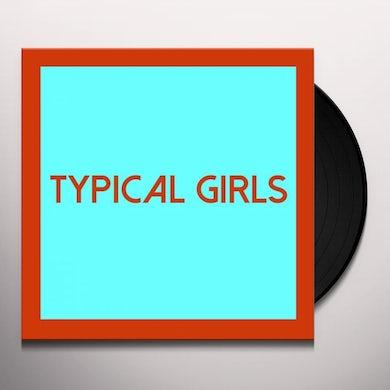 Typical Girls Volume 4 / Various Vinyl Record
