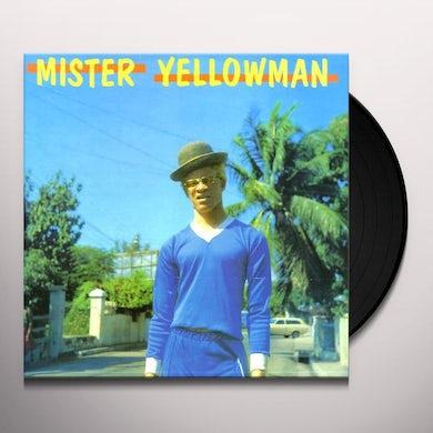 MISTER YELLOWMAN Vinyl Record