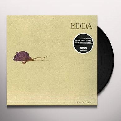 Edda SEMPER BIOT Vinyl Record