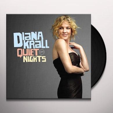 Diana Krall QUIET NIGHTS Vinyl Record