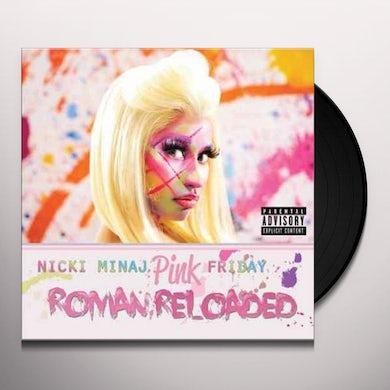 Nicki Minaj PINK FRIDAY: ROMAN RELOADED Vinyl Record