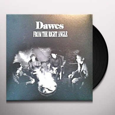 Dawes FROM THE RIGHT ANGLE Vinyl Record