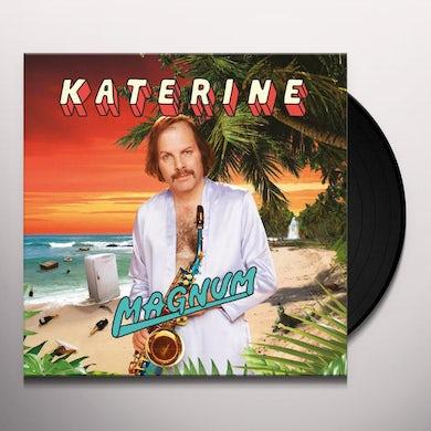 Philippe Katerine MAGNUM Vinyl Record - Limited Edition