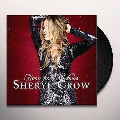 Sheryl Crow Home For Christmas Vinyl Record