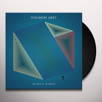 Solomon Grey HUMAN REMIX Vinyl Record