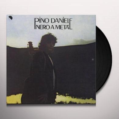 Pino Daniele NERO A META Vinyl Record