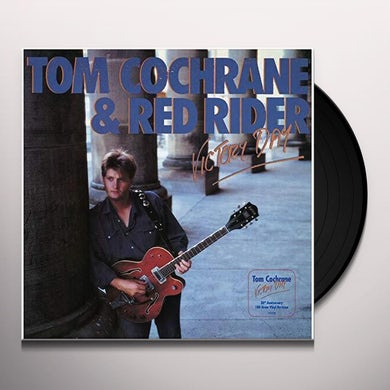 Tom Cochrane VICTORY DAY: 30TH ANNIVERSARY Vinyl Record