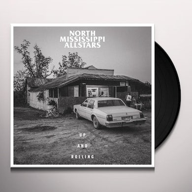 North Mississippi Allstars UP AND ROLLING Vinyl Record