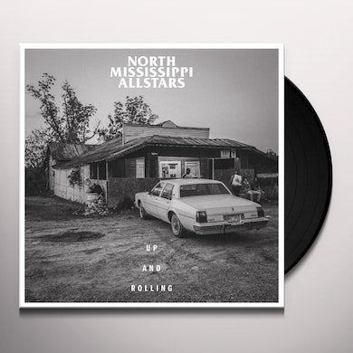 North Mississippi Allstars UP AND ROLLING Vinyl Record