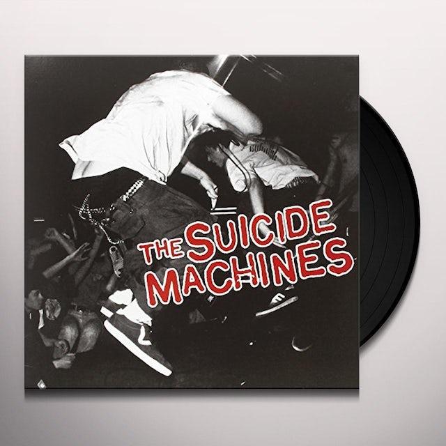 Suicide Machines DESTRUCTION BY DEFINITION Vinyl Record