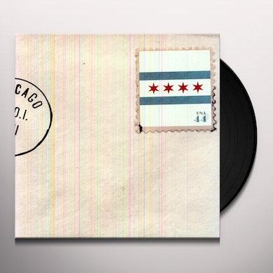Into It Over It TWELVE TOWNS Vinyl Record