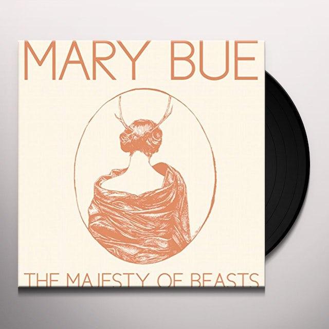 Mary Bue MAJESTY OF BEASTS Vinyl Record