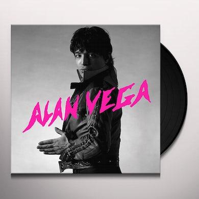 ALAN VEGA Vinyl Record
