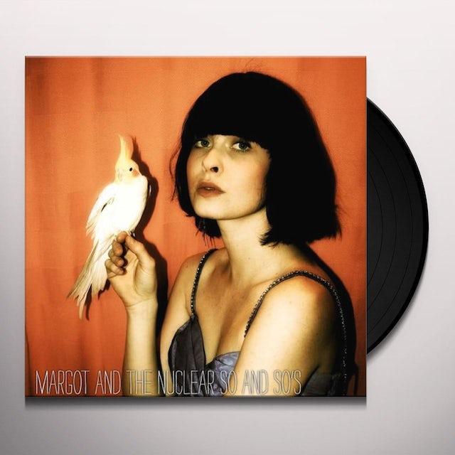 Margot & The Nuclear So And So's BUZZARD Vinyl Record