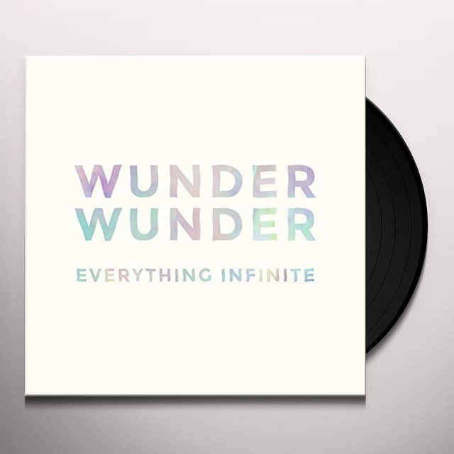 Wunder Wunder EVERYTHING INFINITE Vinyl Record